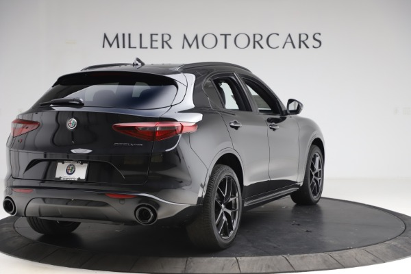New 2020 Alfa Romeo Stelvio Ti Sport Q4 for sale $49,945 at Maserati of Greenwich in Greenwich CT 06830 7