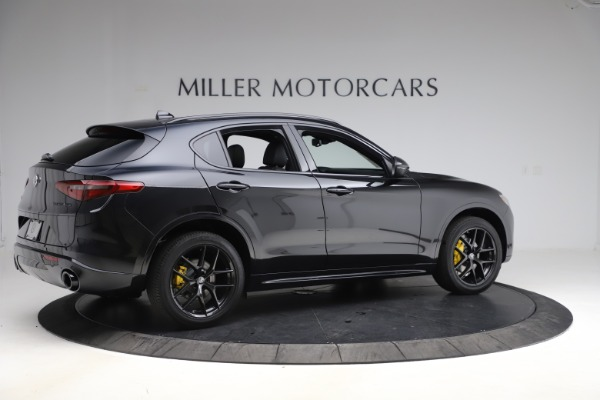 New 2020 Alfa Romeo Stelvio Ti Sport Q4 for sale $49,945 at Maserati of Greenwich in Greenwich CT 06830 8
