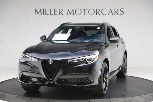 New 2020 Alfa Romeo Stelvio Ti Sport Q4 for sale $49,945 at Maserati of Greenwich in Greenwich CT 06830 1
