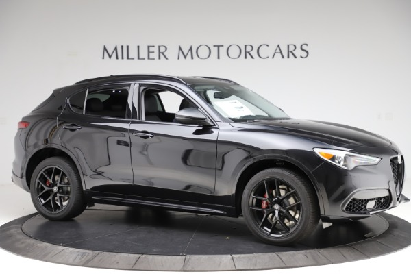 New 2020 Alfa Romeo Stelvio Ti Sport Q4 for sale $51,795 at Maserati of Greenwich in Greenwich CT 06830 10