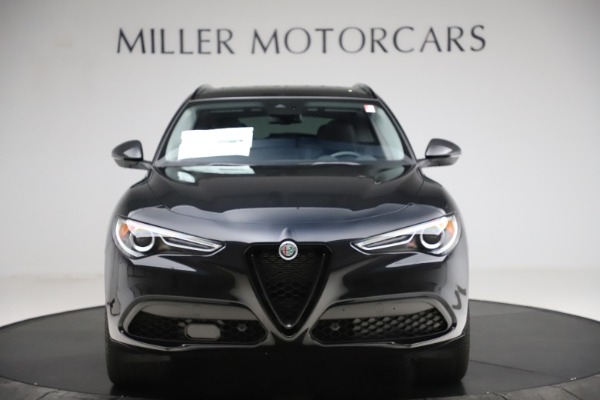 New 2020 Alfa Romeo Stelvio Ti Sport Q4 for sale $51,795 at Maserati of Greenwich in Greenwich CT 06830 12