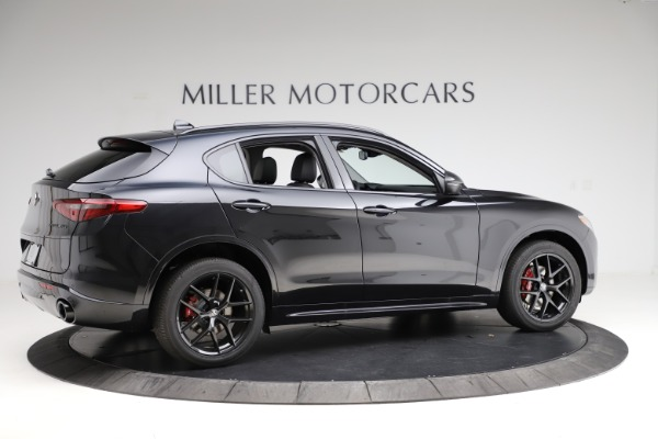 New 2020 Alfa Romeo Stelvio Ti Sport Q4 for sale $51,795 at Maserati of Greenwich in Greenwich CT 06830 8