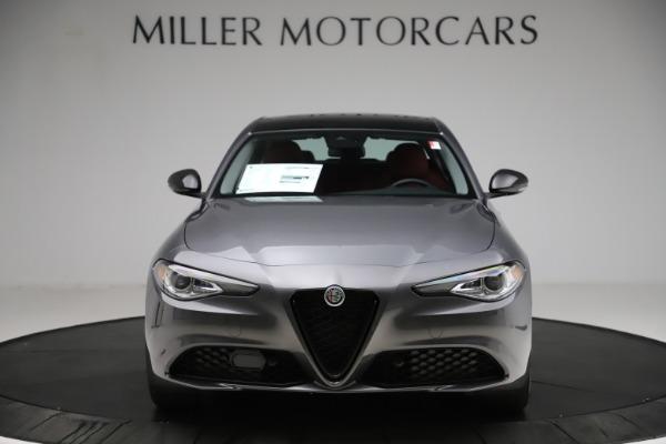 New 2021 Alfa Romeo Giulia Q4 for sale $48,035 at Maserati of Greenwich in Greenwich CT 06830 12
