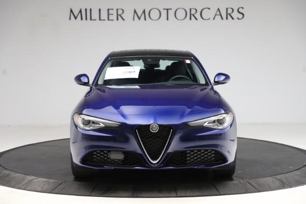 New 2021 Alfa Romeo Giulia Q4 for sale $46,800 at Maserati of Greenwich in Greenwich CT 06830 12