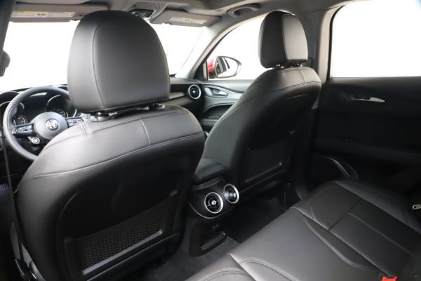 New 2021 Alfa Romeo Stelvio Q4 for sale Sold at Maserati of Greenwich in Greenwich CT 06830 20