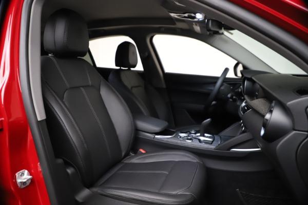New 2021 Alfa Romeo Stelvio Q4 for sale Sold at Maserati of Greenwich in Greenwich CT 06830 21