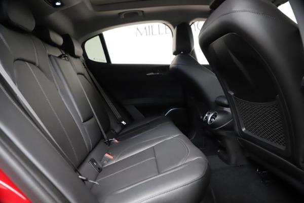New 2021 Alfa Romeo Stelvio Q4 for sale Sold at Maserati of Greenwich in Greenwich CT 06830 25