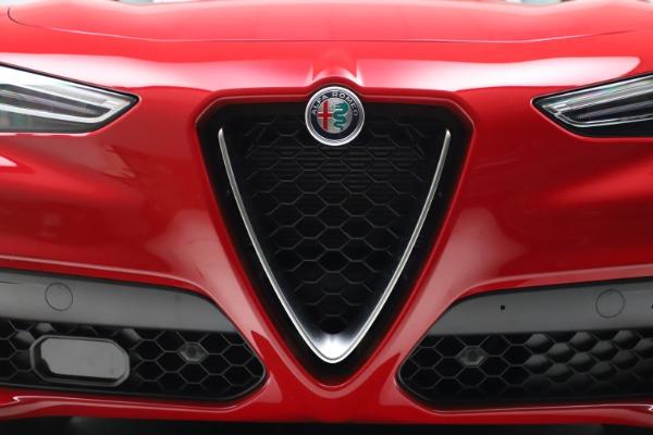 New 2021 Alfa Romeo Stelvio Q4 for sale Sold at Maserati of Greenwich in Greenwich CT 06830 27