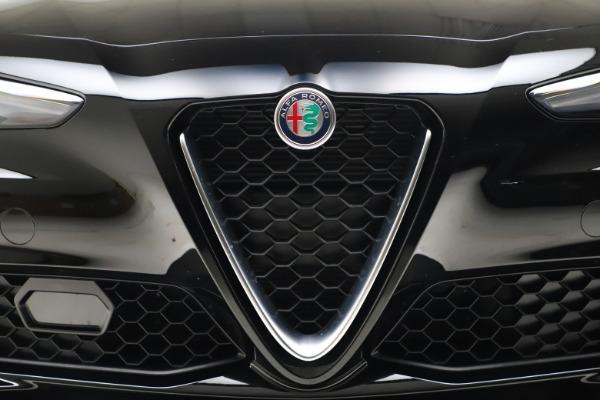 New 2021 Alfa Romeo Giulia Q4 for sale Call for price at Maserati of Greenwich in Greenwich CT 06830 26