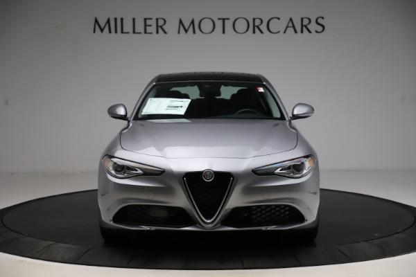 New 2021 Alfa Romeo Giulia Q4 for sale $47,085 at Maserati of Greenwich in Greenwich CT 06830 11