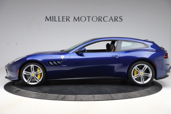 Used 2019 Ferrari GTC4Lusso for sale Sold at Maserati of Greenwich in Greenwich CT 06830 3