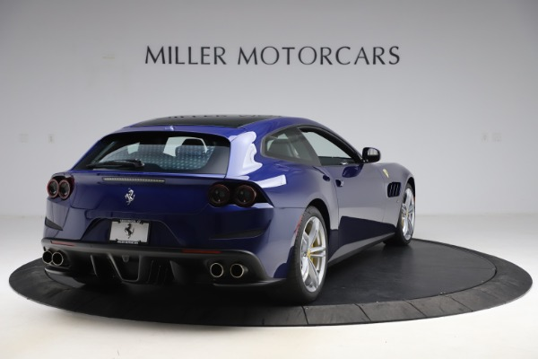 Used 2019 Ferrari GTC4Lusso for sale Sold at Maserati of Greenwich in Greenwich CT 06830 7