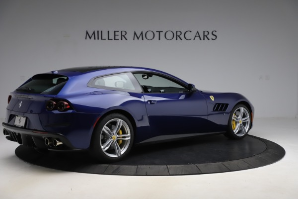 Used 2019 Ferrari GTC4Lusso for sale Sold at Maserati of Greenwich in Greenwich CT 06830 8