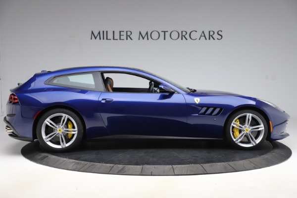 Used 2019 Ferrari GTC4Lusso for sale Sold at Maserati of Greenwich in Greenwich CT 06830 9