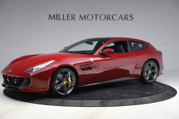 Used 2019 Ferrari GTC4Lusso for sale Call for price at Maserati of Greenwich in Greenwich CT 06830 2