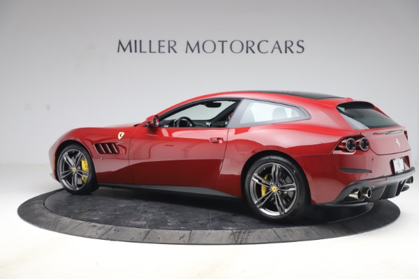 Used 2019 Ferrari GTC4Lusso for sale Call for price at Maserati of Greenwich in Greenwich CT 06830 4