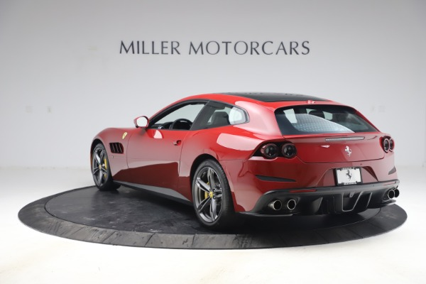 Used 2019 Ferrari GTC4Lusso for sale Call for price at Maserati of Greenwich in Greenwich CT 06830 5