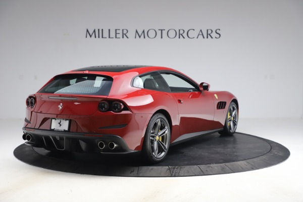 Used 2019 Ferrari GTC4Lusso for sale Call for price at Maserati of Greenwich in Greenwich CT 06830 7
