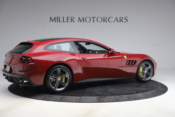Used 2019 Ferrari GTC4Lusso for sale Call for price at Maserati of Greenwich in Greenwich CT 06830 8