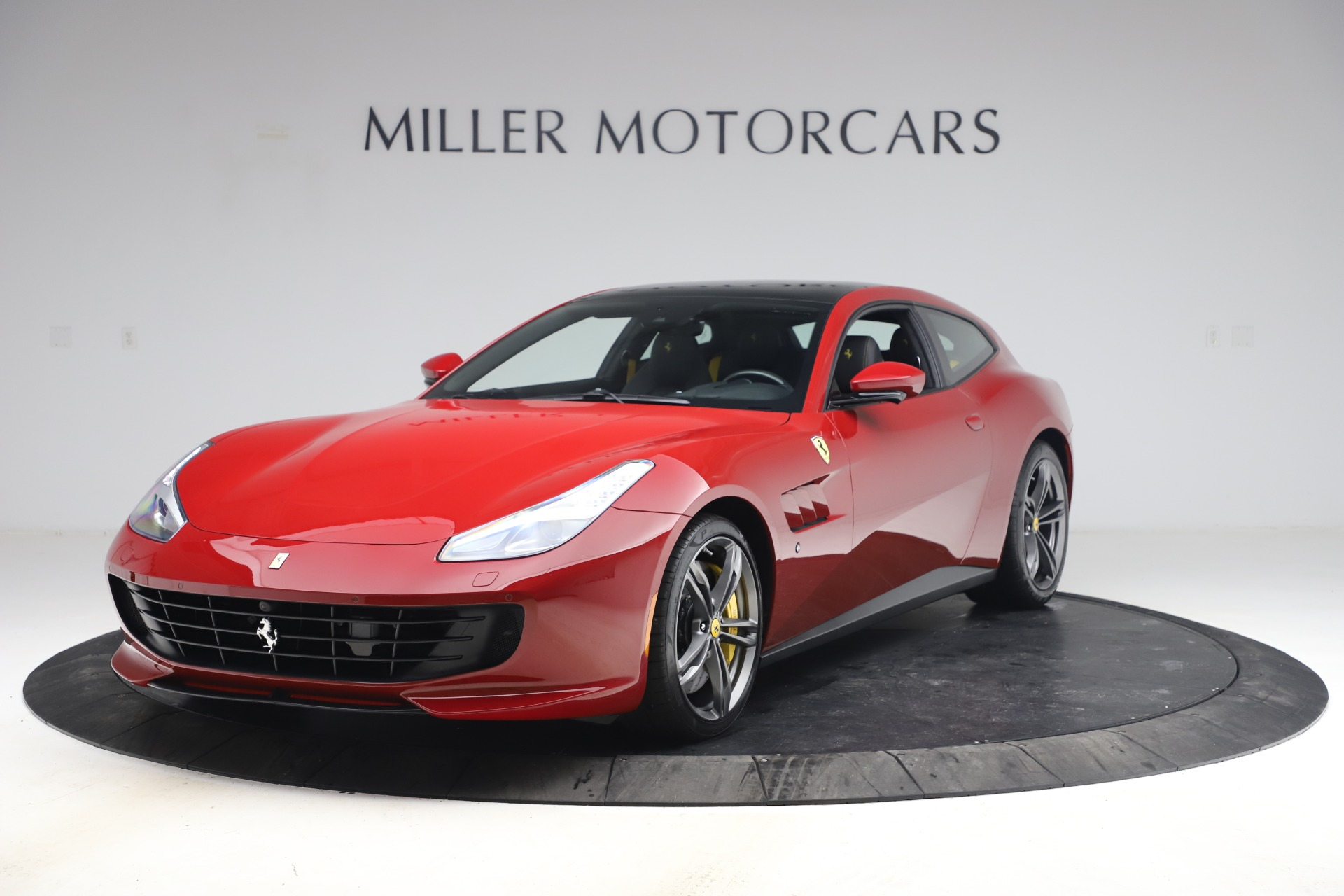 Used 2019 Ferrari GTC4Lusso for sale Call for price at Maserati of Greenwich in Greenwich CT 06830 1