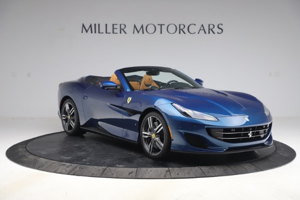 Used 2020 Ferrari Portofino for sale Call for price at Maserati of Greenwich in Greenwich CT 06830 11