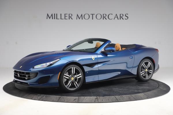 Used 2020 Ferrari Portofino for sale Call for price at Maserati of Greenwich in Greenwich CT 06830 2