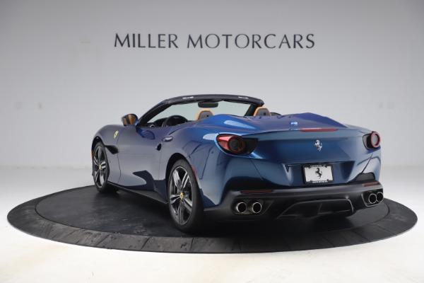 Used 2020 Ferrari Portofino for sale Call for price at Maserati of Greenwich in Greenwich CT 06830 5