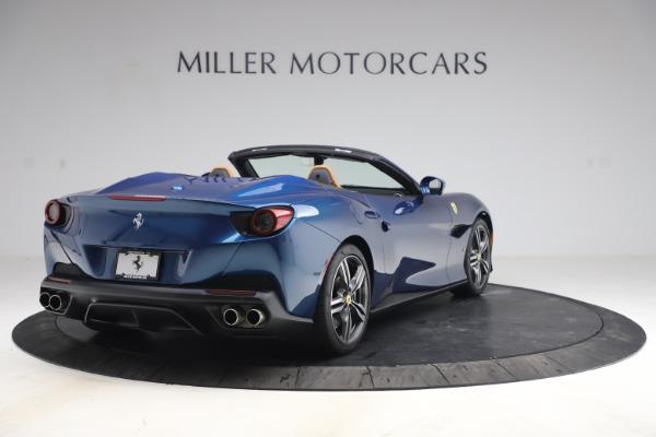 Used 2020 Ferrari Portofino for sale Call for price at Maserati of Greenwich in Greenwich CT 06830 7