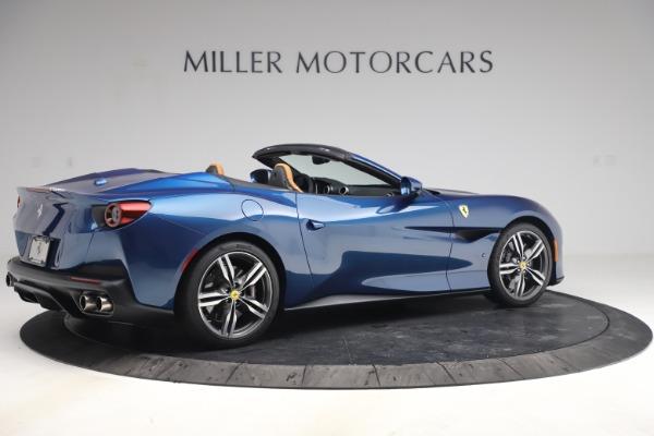 Used 2020 Ferrari Portofino for sale Call for price at Maserati of Greenwich in Greenwich CT 06830 8