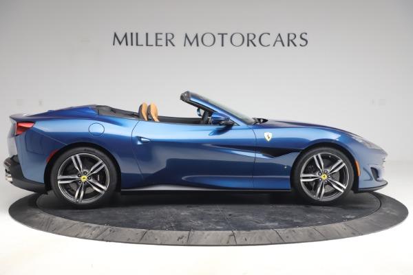 Used 2020 Ferrari Portofino for sale Call for price at Maserati of Greenwich in Greenwich CT 06830 9