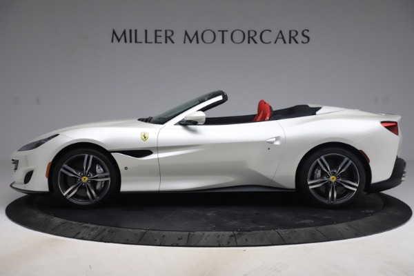 Used 2020 Ferrari Portofino for sale Call for price at Maserati of Greenwich in Greenwich CT 06830 3
