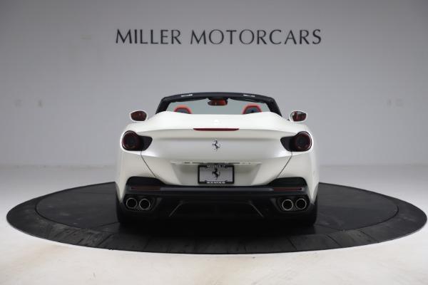 Used 2020 Ferrari Portofino for sale Call for price at Maserati of Greenwich in Greenwich CT 06830 6