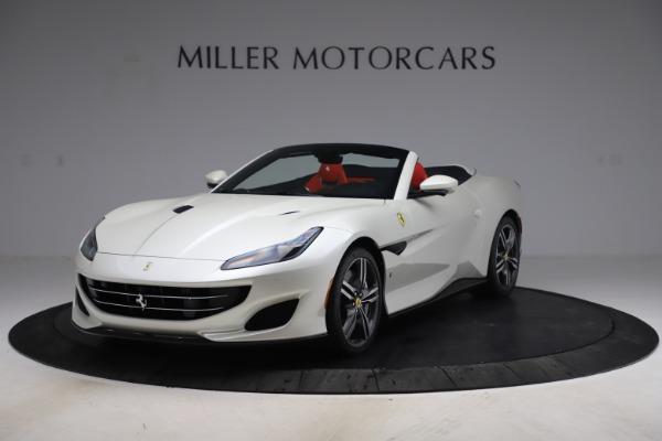 Used 2020 Ferrari Portofino for sale Call for price at Maserati of Greenwich in Greenwich CT 06830 1