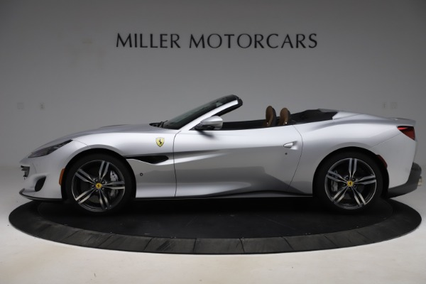 Used 2020 Ferrari Portofino for sale Sold at Maserati of Greenwich in Greenwich CT 06830 3
