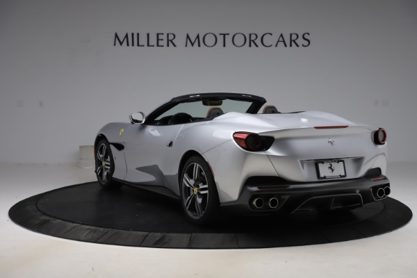 Used 2020 Ferrari Portofino for sale Sold at Maserati of Greenwich in Greenwich CT 06830 5