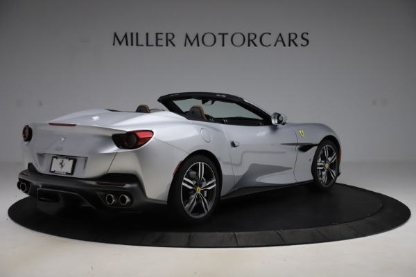 Used 2020 Ferrari Portofino for sale Sold at Maserati of Greenwich in Greenwich CT 06830 6