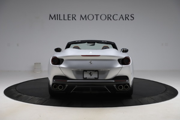 Used 2020 Ferrari Portofino for sale Sold at Maserati of Greenwich in Greenwich CT 06830 7