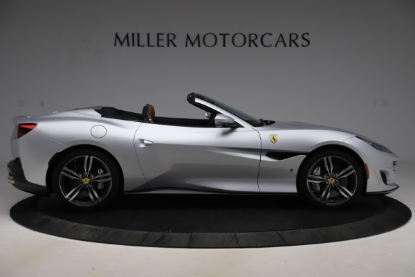Used 2020 Ferrari Portofino for sale Sold at Maserati of Greenwich in Greenwich CT 06830 9