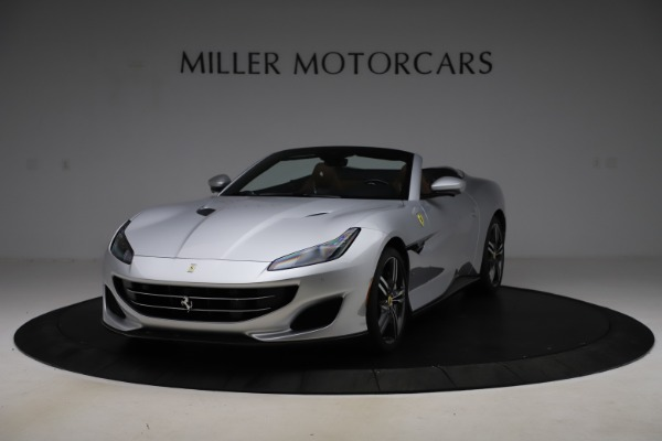 Used 2020 Ferrari Portofino for sale Sold at Maserati of Greenwich in Greenwich CT 06830 1