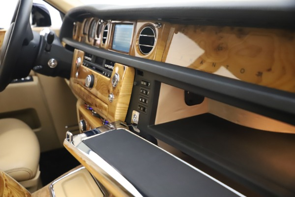 Used 2006 Rolls-Royce Phantom for sale $109,900 at Maserati of Greenwich in Greenwich CT 06830 28