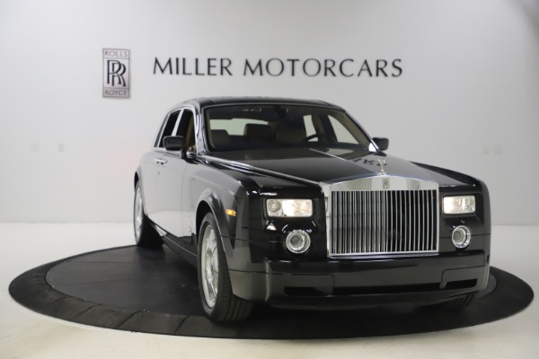 Used 2006 Rolls-Royce Phantom for sale $109,900 at Maserati of Greenwich in Greenwich CT 06830 3