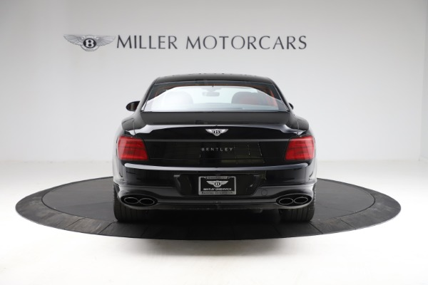 New 2021 Bentley Flying Spur V8 First Edition for sale Sold at Maserati of Greenwich in Greenwich CT 06830 6