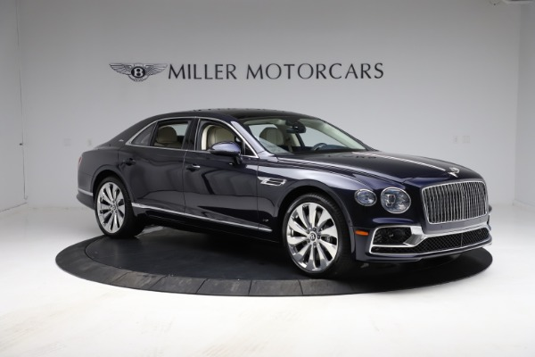 New 2021 Bentley Flying Spur V8 First Edition for sale Call for price at Maserati of Greenwich in Greenwich CT 06830 10