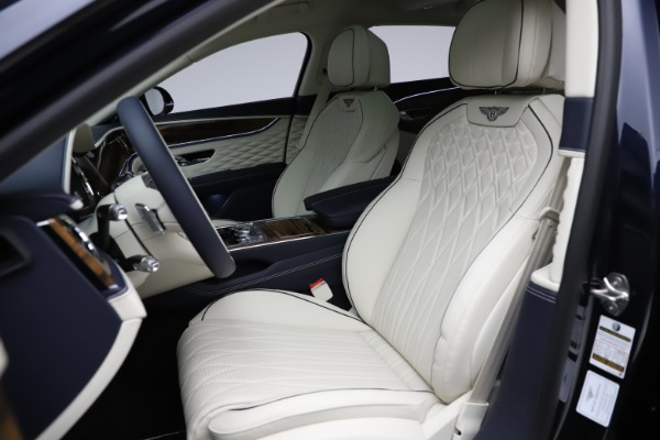 New 2021 Bentley Flying Spur V8 First Edition for sale Call for price at Maserati of Greenwich in Greenwich CT 06830 19