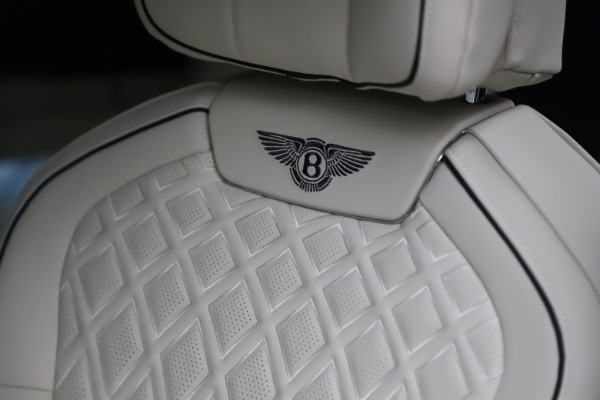 New 2021 Bentley Flying Spur V8 First Edition for sale Call for price at Maserati of Greenwich in Greenwich CT 06830 20