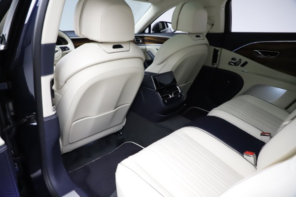 New 2021 Bentley Flying Spur V8 First Edition for sale Call for price at Maserati of Greenwich in Greenwich CT 06830 21