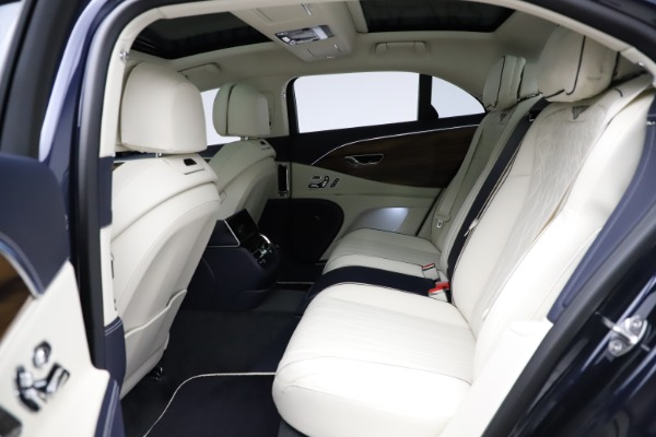 New 2021 Bentley Flying Spur V8 First Edition for sale Call for price at Maserati of Greenwich in Greenwich CT 06830 22