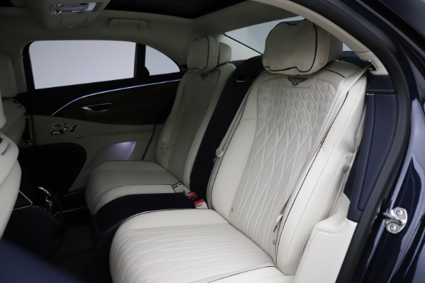 New 2021 Bentley Flying Spur V8 First Edition for sale Call for price at Maserati of Greenwich in Greenwich CT 06830 23