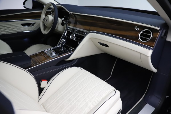 New 2021 Bentley Flying Spur V8 First Edition for sale Call for price at Maserati of Greenwich in Greenwich CT 06830 25