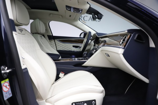 New 2021 Bentley Flying Spur V8 First Edition for sale Call for price at Maserati of Greenwich in Greenwich CT 06830 26